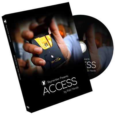 Access by Rizki Nanda and Skymember*