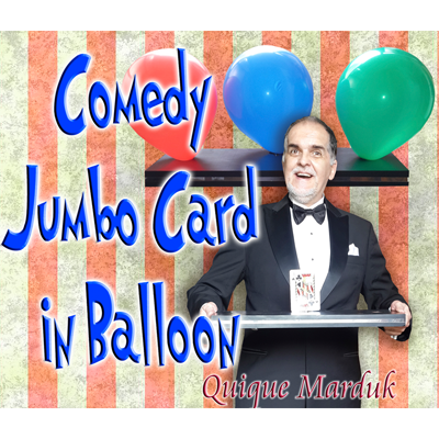 Comedy-Card-In-Balloon-by-Quique-Marduk