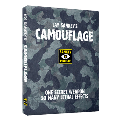Camouflage by Jay Sankey