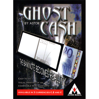 Ghost Cash (U.S.) by Astor