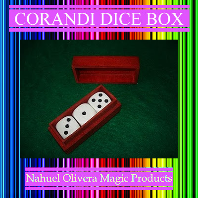 Corandi-Dice-Box
