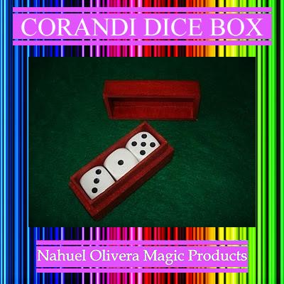 Corandi Dice Box