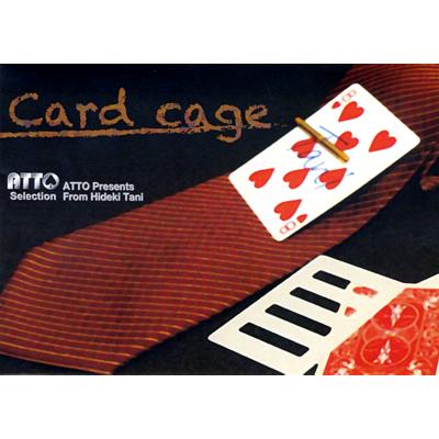 Card Cage by Hideki Tani