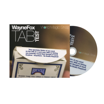 Tab by Wayne Fox*