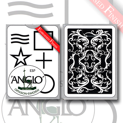 Anglo ESP Deck (black) - by El Duco