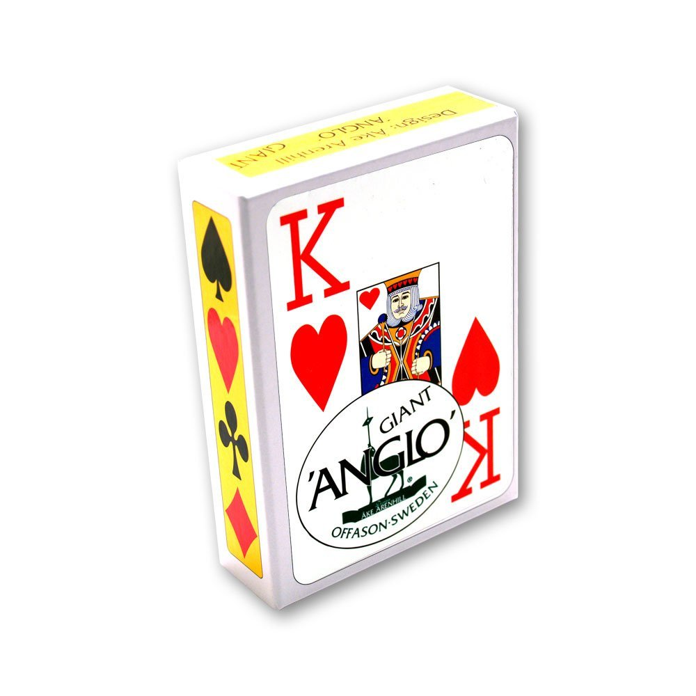 Anglo Deck by El Duco