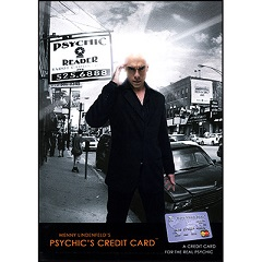 Psychic`s Credit Card by Menny Lindenfeld*