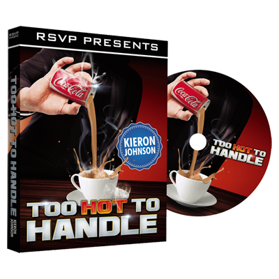 Too Hot to Handle by Keiron Johnson and RSVP Magic