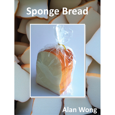Sponge-Bread-four-slices-by-Alan-Wong