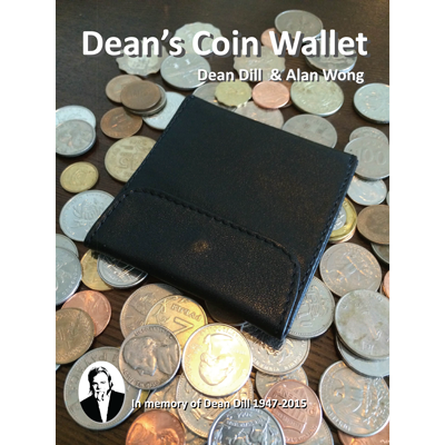 Dean`s Coin Wallet by Dean Dill and Alan Wong