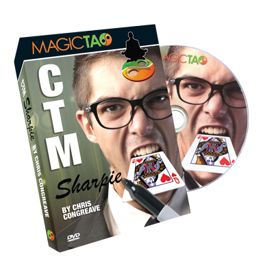 CTM (Card to Mouth) by Chris Congreave and Magic Tao*