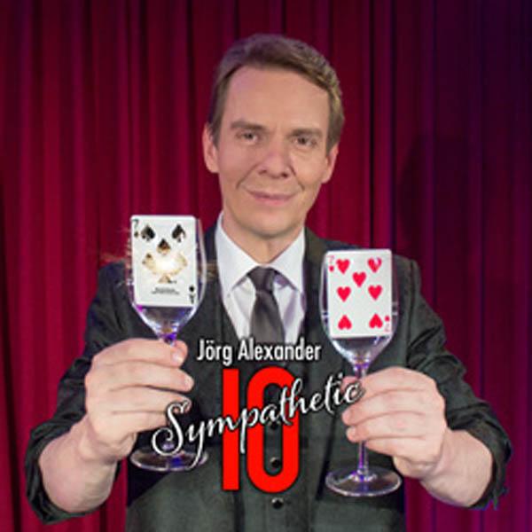 Sympathetic Ten - by Jorg Alexander