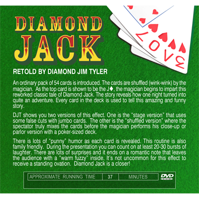 Diamond Jack by Diamond Jim Tyler