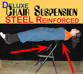 Chair Suspension Deluxe
