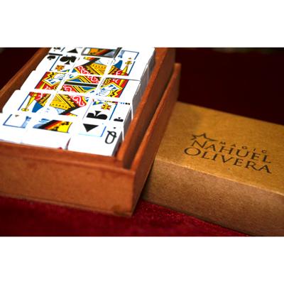Tommy Wonder`s Rubik Card