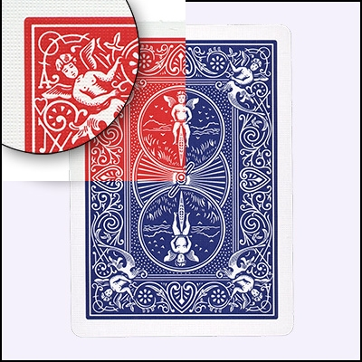 Ultimate Marked Deck - Bicycle