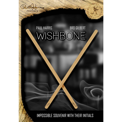 Paul Harris Presents Wishbone by Paul Harris and Bro Gilbert