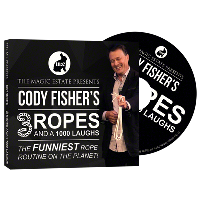 3 Ropes and 1000 Laughs by Cody Fisher*