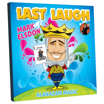 Last Laugh by Mark Elsdon*