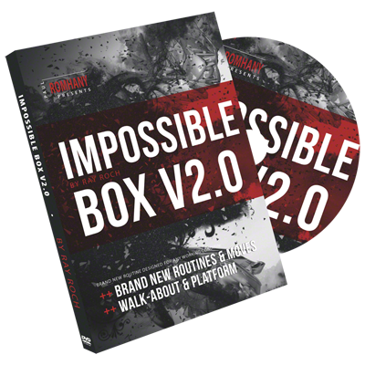 The Impossible Box 2.0 by Ray Roch*