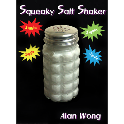 Squeaky Salt Shaker by Alan Wong