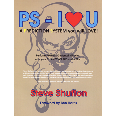 P.S. I Love You by Steve Shufton
