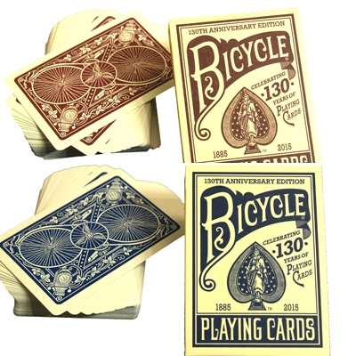 Bicycle 130 year deck by US Playing Card Co.