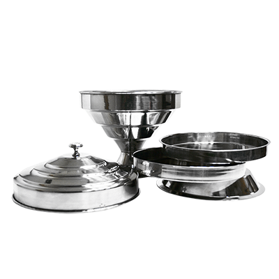 Auto Flame Electric Dove Pan by JL Magic