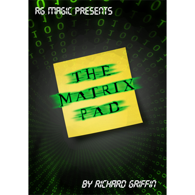 The Matrix Pad by Richard Griffin