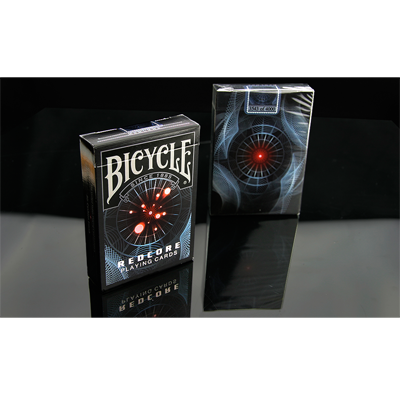 Bicycle Redcore Playing Cards (Limited Edition) by Collectable Playing Cards