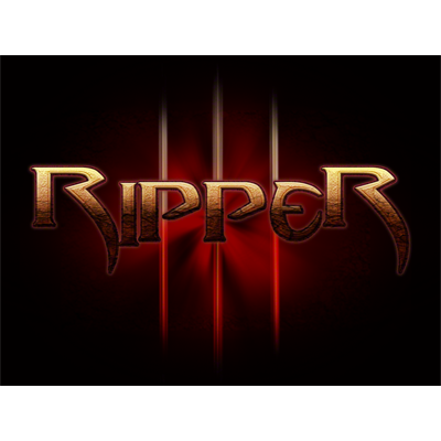 Ripper DVD & Gimmicks by Matthew Wright*