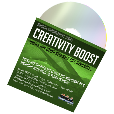 Creativity Boost (Empowerment Series) by Brian Watson*