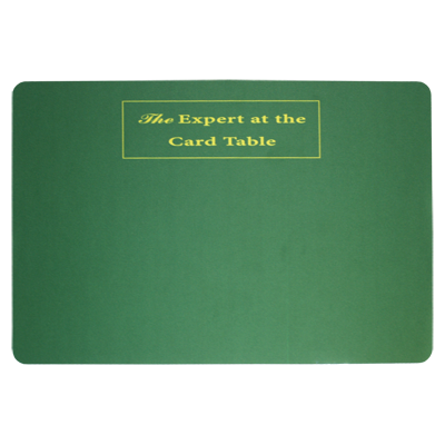 Pro-elite Workers Mat (Expert at the Card Table Design) by Paul Romhany