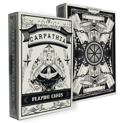 Carpathia Playing Cards by Gambler`s Warehouse