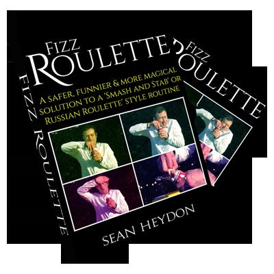 Fizz Roulette by Sean Heydon