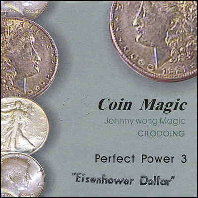 Perfect-Power-Eisenhower-Dollar-by-Johnny-Wong