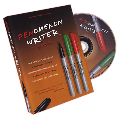 PENomenon Writer  by Menny Lindenfeld and Koontz