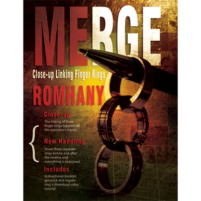 Merge by Paul Romhany