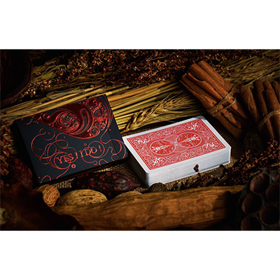 Love Promise Red Deck by BOCOPO Company