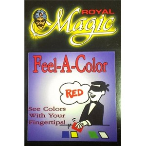 Feel A Color