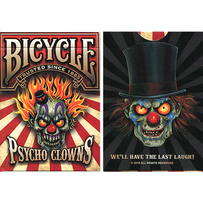 Bicycle-Psycho-Clowns-Playing-Card-Limited-Edition