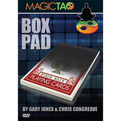 Box Pad by Gary Jones and Chris Congreave