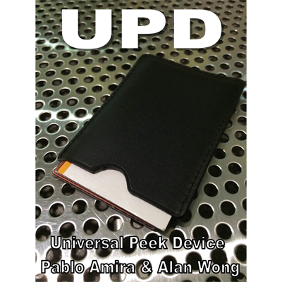 Universal Peek Device (UPD) by Alan Wong and Pablo Amira