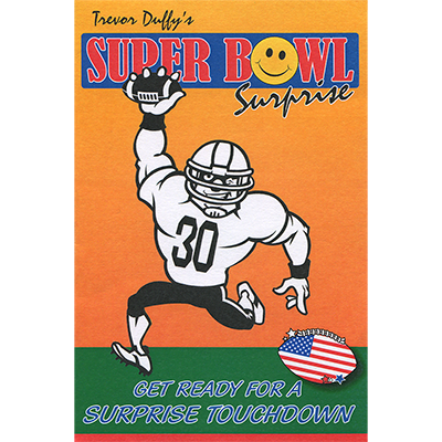 Super Bowl Surprise by Trevor Duffy