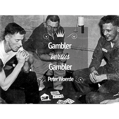 Gambler VS Gambler by Peter Woerde