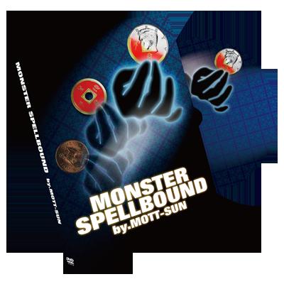 Monster Spellbound by Mott-Sun