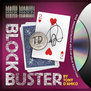 Block Buster by Tony D`Amico