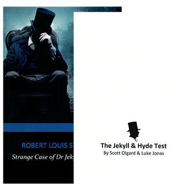 Jekyll & Hyde Test by Scott Olgard and Luke Jonas*