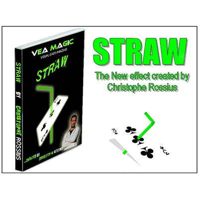 STRAW  by Christoph Rossius