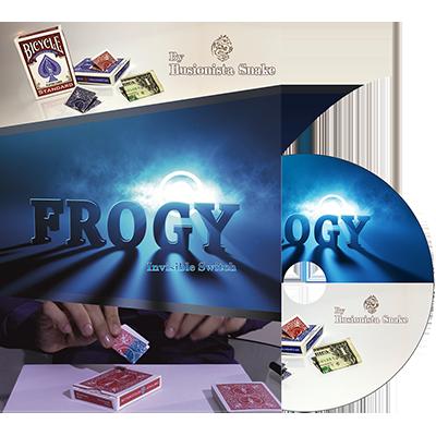 FROGY-by-Snake